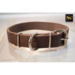 Crocodile Leather Collar 2
