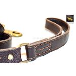 Military Leather Leash 4