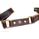 Military Leather Leash 2
