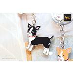 Black Chihuahua Key Chain