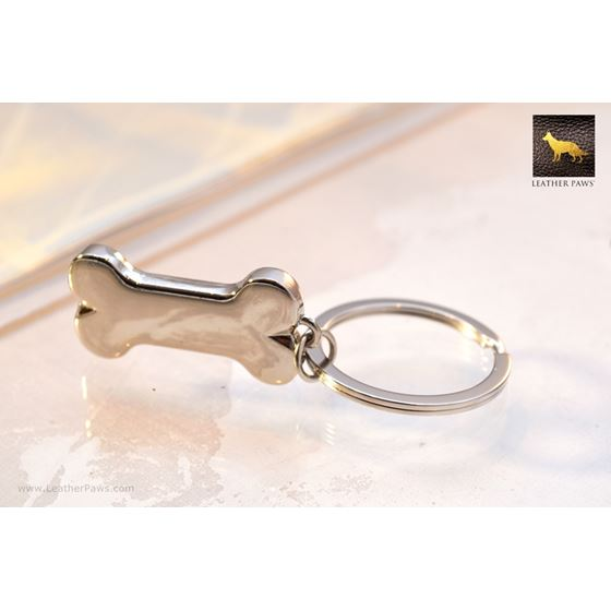 Dog Bone Key Chain 2