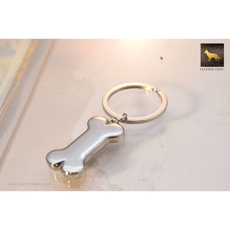Dog Bone Key Chain
